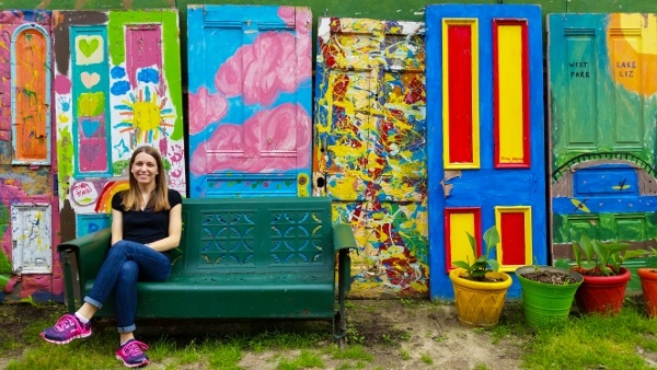 Randyland - The Most Colorful Place in Pittsburgh