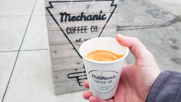 Mechanic Coffee