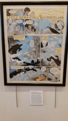 Little Nemo at the ToonSeum in Pittsburgh