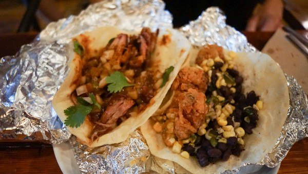 Tacos at Smoke Taqueria in Lawrenceville
