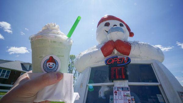 The Snowman Portersville