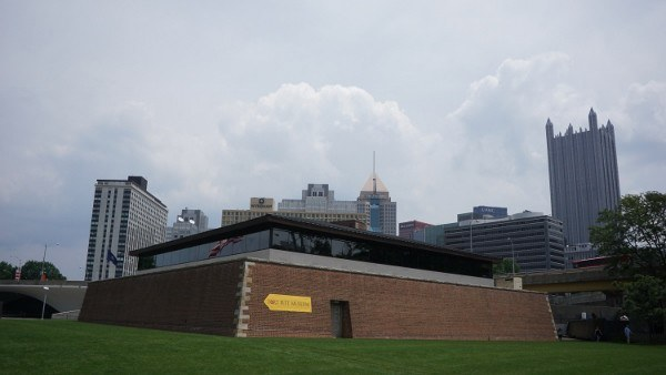 Fort Pitt Museum Downtown