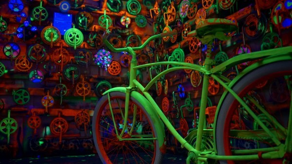 Bicycle Heaven is a Great Museum in Pittsburgh