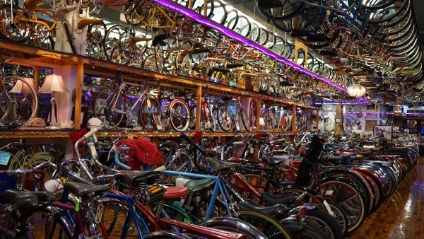 Bicycle Heaven in Pittsburgh