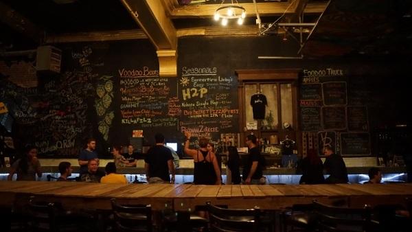 Voodoo Brewery in Homestead