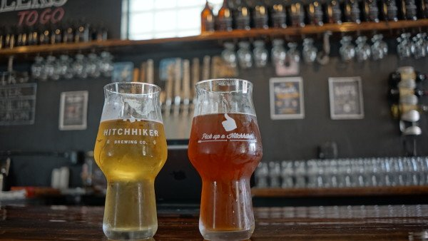 Hitchhiker Brewing Company in Mt. Lebanon