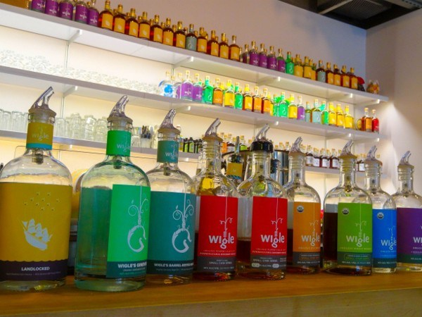 Wigle Whiskey in the Northside