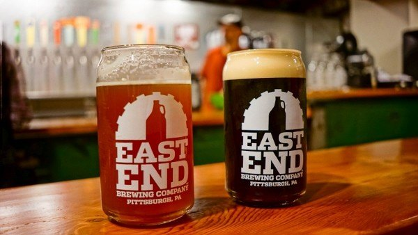 Beer at East End Brewing Company