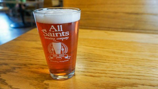 All Saints Brewing Company