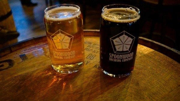 Spoonwood Brewing Co in Pittsburgh