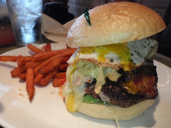 The Famous Kaya Burger
