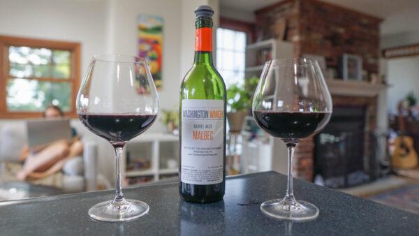 Malbec from Washington Winery