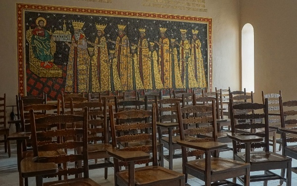 Romanian Room at the Cathedral of Learning