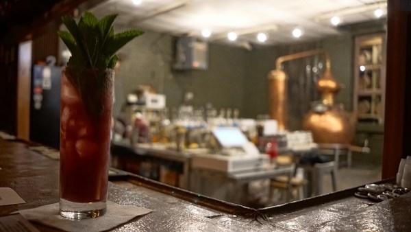 Maggie's Rum Strip District