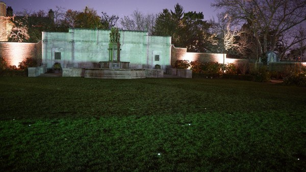 Mellon Park Memorial in Pittsburgh