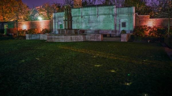 Mellon Park Memorial in Pittsburgh