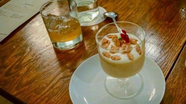 Dessert at Bar Marco