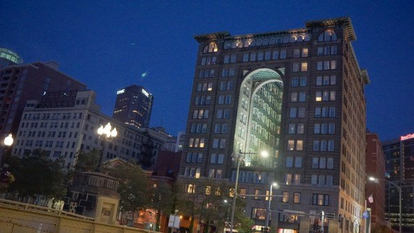 Renaissance Hotel in Downtown Pittsburgh