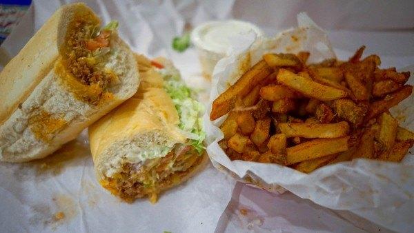 The 7, aka the Roethlisburger at Peppi's