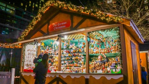 Pittsburgh's Christmas Market