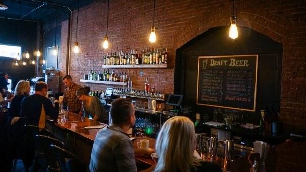 Smallman Galley Bar