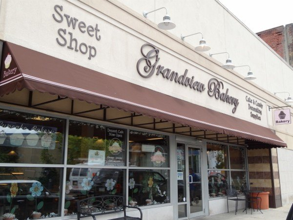 Grandview Bakery on Mount Washington