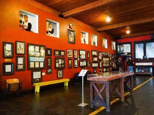 The Clemente Museum in Pittsburgh