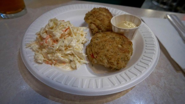 Crab Cakes in Pittsburgh