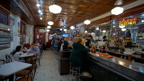 The Original Oyster House in Pittsburgh