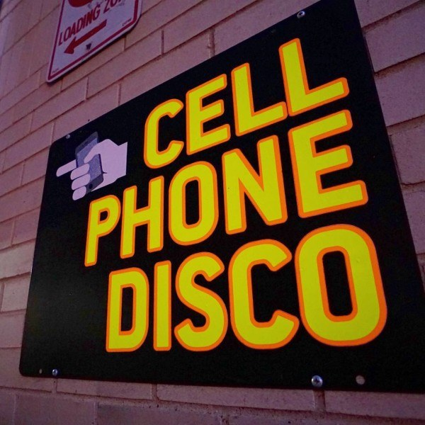 Pittsburgh's Cell Phone Disco
