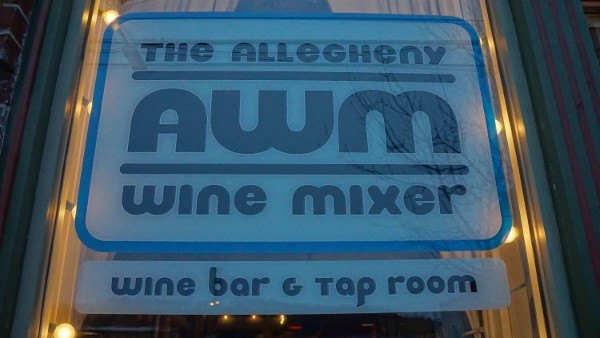 Allegheny Wine Mixer in Pittsburgh