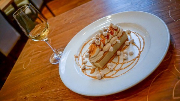 Banana Cream Pie and Dessert Wine at Eleven in Pittsburgh