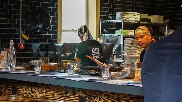 Robata Grill at Umami