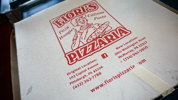 Fioris Pizza in Pittsburgh