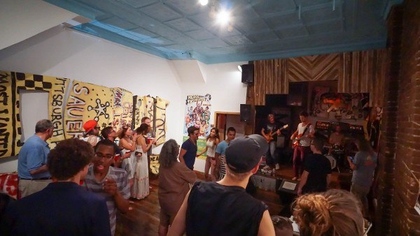 Live Music at the Garfield Gallery Crawl