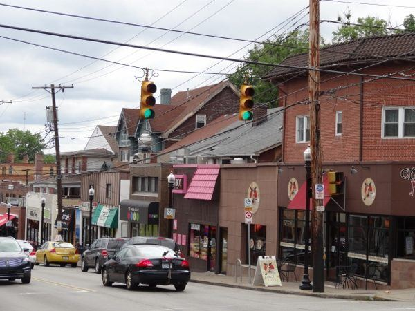 Shopping in Squirrel Hill