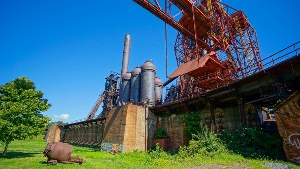 Pittsburgh's Carrie Furnaces