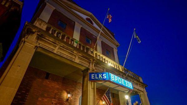Elk's Club #339 in Pittsburgh's North Side