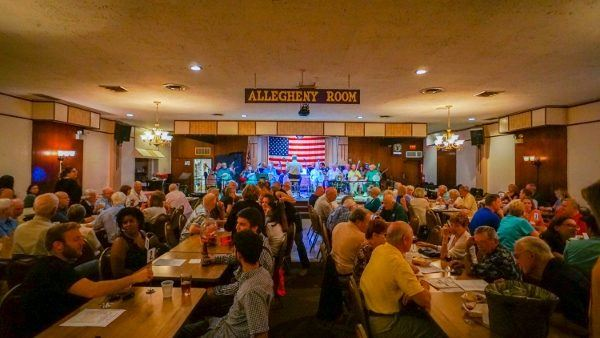 Banjo Night at the Elks Club