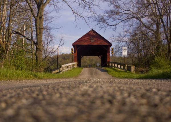 Covered Bridge in Washington County