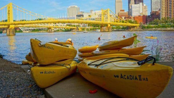 Kayak with Venture Outdoors