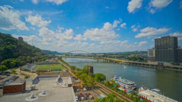 Riverhounds Stadium in Pittsburgh