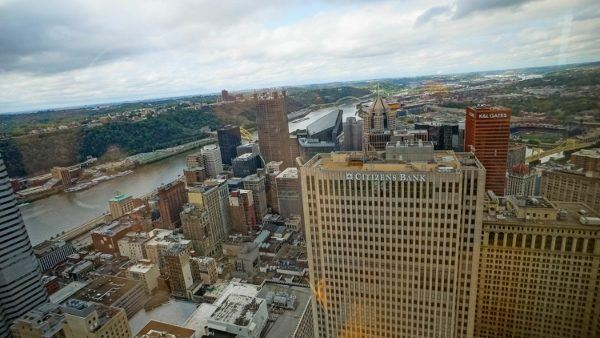 Pittsburgh from BNY Mellon