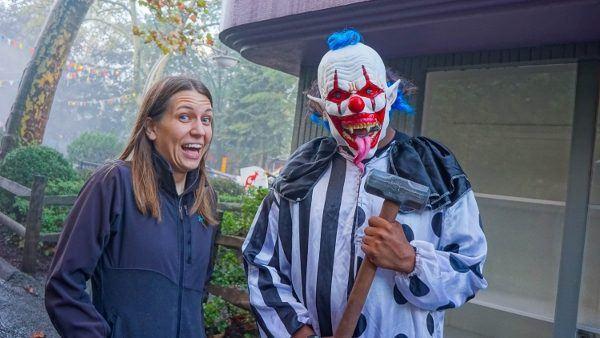 Kennywood Halloween