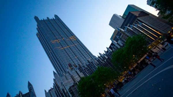 PPG Place from Market Square