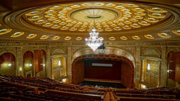 Benedum Center in Pittsburgh, PA