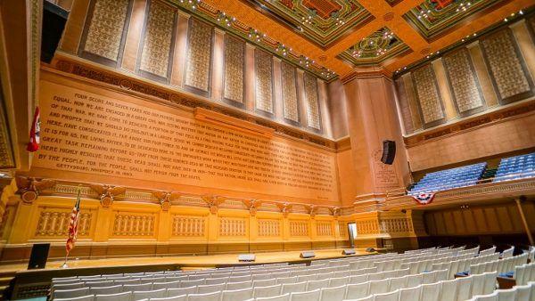 Soldiers and Sailors Memorial Auditorium