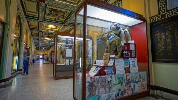 Soldiers and Sailors Memorial Museum