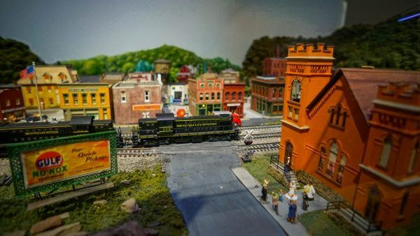 The Western Pennsylvania Model Railroad Museum