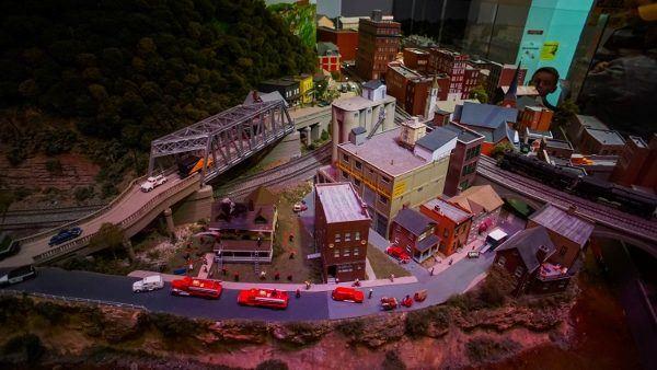The Western Pennsylvania Model Railroad Museum